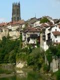 Fribourg (Zwitserland) Royalty-vrije Stock Afbeeldingen