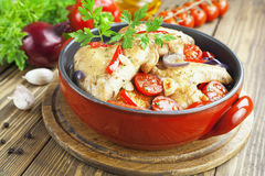 Fricassee royalty free stock images