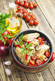 Fricassee royalty free stock photos