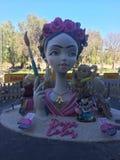 Fridafrida i valenciasfallas Arkivbild