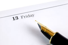Friday 13th Stock Photos