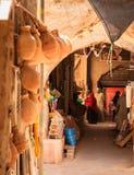 Friday market in Nizwa Royalty Free Stock Photo