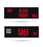 Friday sale. Stock Images