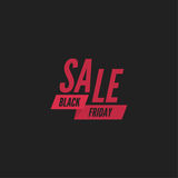 Friday sale. Stock Photography