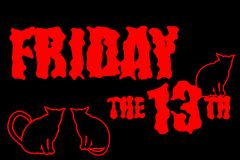 Friday the 13th Stock Photography