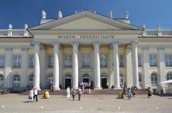 Fridericianum à Kassel Images libres de droits
