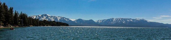 Fridfull Lake royaltyfria foton