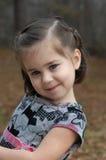 fridfullt barn Royaltyfri Bild