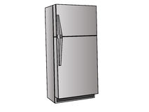 Fridge Royalty Free Stock Images
