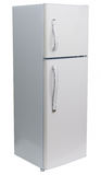 Fridge isolated Stock Photo