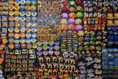 Fridge magnets Stock Photo