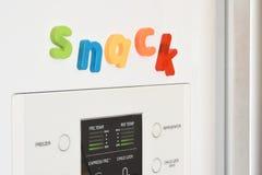 Fridge Magnets - Snack Stock Photo