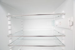 Fridge Shelves stock photography