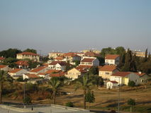fridsam bosättning Arkivfoto
