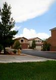 fridsam grannskap Arkivbilder