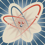 Fridsam kärnenergi Royaltyfri Fotografi
