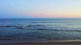 fridsam kust Royaltyfri Foto