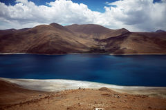Fridsam sjö Arkivbilder