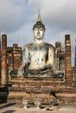 Fridsamma Buddha royaltyfri foto