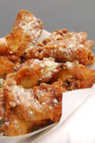 Fried artichokes Stock Images