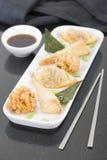 Fried Asian Snacks images libres de droits