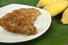 Fried Banana Stock Photos