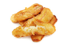 Fried Banana Royalty Free Stock Photography
