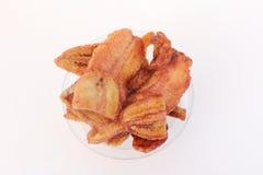 Fried banana Royalty Free Stock Photography