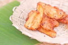 Fried Banana. Stock Image
