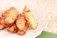 Fried Banana. Royalty Free Stock Photo