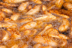 Fried Bananas Imágenes de archivo libres de regalías