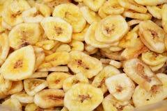 Fried bananas Royalty Free Stock Photo