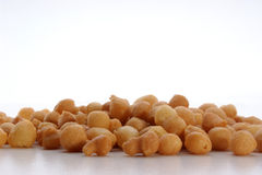 Fried batter pearls Royalty Free Stock Photography