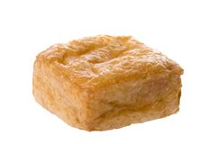 Fried Bean Curd or Tofu Royalty Free Stock Image
