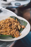 Fried bee hoon Stock Photography