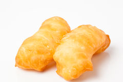 Fried bread stick Royalty Free Stock Photos