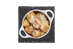 Fried Cauliflower Stock Photos