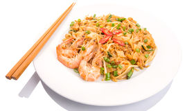 Fried Char Kway Teow II Stock Foto