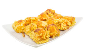 Fried Chempedak Fruit Arils II Stock Photo