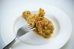Fried Chicken Fotografering för Bildbyråer