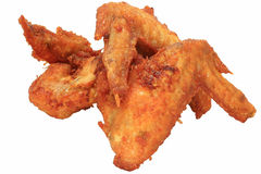 Fried Chicken. (also referred to as Southern ) is a dish consisting of chicken pieces usually from broiler chickens which have been floured or battered and then Stock Photos