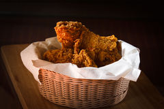 Fried chicken Royalty Free Stock Photo