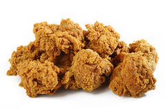 Fried chicken breast Royalty Free Stock Photography