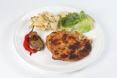 Fried Chicken Chop foto de stock