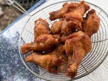 Fried chicken Stock Photos