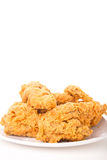Fried Chicken Isolated Vertical Royalty Free Stock Images