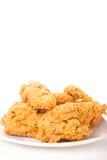 Fried Chicken Isolated Vertical Immagini Stock Libere da Diritti