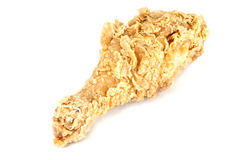 Fried chicken leg Royalty Free Stock Images