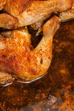 Fried chicken legs Royalty Free Stock Photos