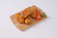 Fried chicken meat Royalty Free Stock Image
